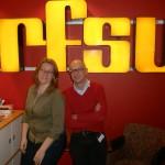 Möte med RFSU och RFSL